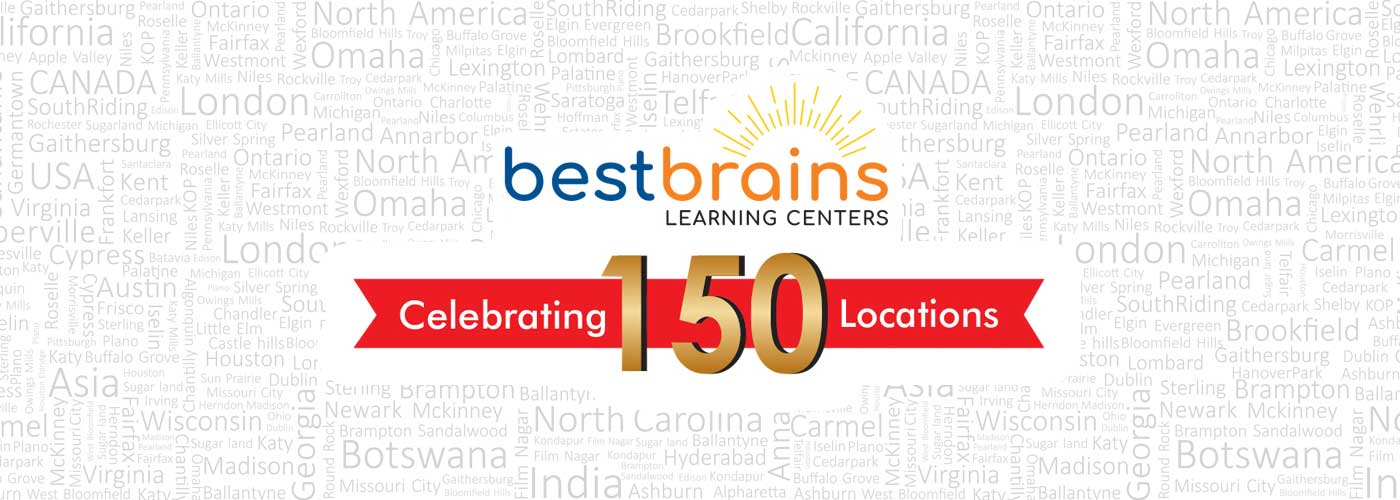 Best Brains Celebrating 150 Locations