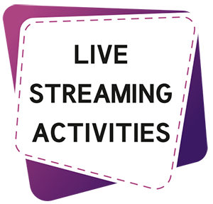 Live Streaming Activites